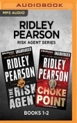 Ridley Pearson Risk Agent Series [Audio]