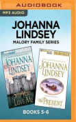Johanna Lindsey Malory Family Series [Audio]