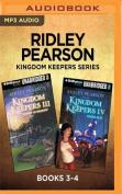 Ridley Pearson Kingdom Keepers Series [Audio]