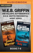 W.E.B. Griffin Presidential Agent Series [Audio]