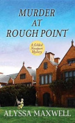 Murder at Rough Point [Large Print]