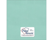 Accent Design Paper Accents ADP1212-5.8860 30cm x 30cm Pearlized Frosted Teal Cardstock