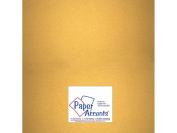 Accent Design Paper Accents ADP1212-5.877 30cm x 30cm Pearlized Gold Cardstock