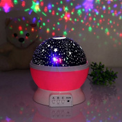 Starry Night Light Lamp Colourful LED