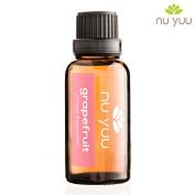 Nu Yuu Grapefruit 100% Pure Therapeutic Grade Essential Oil, Size 30 mL
