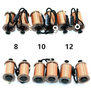 Getbetterlife tattoo machine coil 0.5mm 8/10/12 Wrap Copper Wire Coils Tattoo Gun Parts for Shader Liner Beauty Body Care