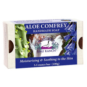 Montana Emu Ranch All Natural Handmade Soap Aloe/Comfrey