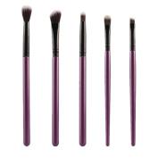.  5Pcs Makeup Brush,Canserin Lip Eyeshadow Brush Set
