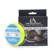 Maxcatch Braided Fly Line Backing for Fly Fishing 0.9kg 100yards