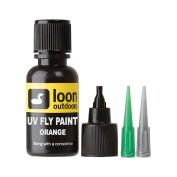 Loon Outdoors UV Fly Paint Fly Tying Resin for Fishing Cures in Seconds