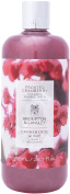 Upper Canada Soap Brompton and Langley Foaming Bath, Frosted Cranberry, 26.7 Fluid Ounce