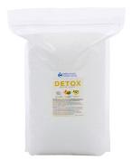 Detox Bath Salt 5.4kg Bulk Size -  .   - Epsom Salt Bath Soak With Ginger & Lemon Essential Oil Plus Vitamin C - All Natural No Perfumes No Dyes - Detoxify Your Body & Mind