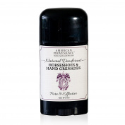 American Provenance Natural Womens Deodorant, Horseshoes & Hand Grenades, 80ml/75 gr