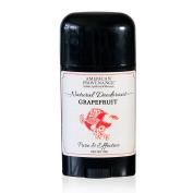 American Provenance Natural Deodorant, Grapefruit, 80ml/75 gr
