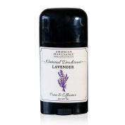 American Provenance Natural Deodorant, Lavender, 80ml/75 gr