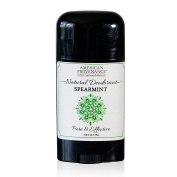 American Provenance Natural Deodorant, Spearmint, 80ml/75 gr