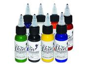 Skin Companion Best 30ml 7 + 1 (Z black) 30ml Free Colour Set