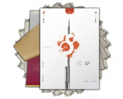 S8 Red Tattoo Stencil Paper 100-Sheets