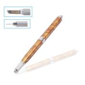BQAN 1Pc Fashion Eyebrow Tattoo Pen Permanent Makeup Manual Eyebrow Microblading Pencil