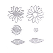 SCASTOE Flower Cutting Dies Stencil DIY Craft Album Paper Card Scrapbook Embossing Tool