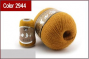 Best Quality 100% Mongolian Cashmere Hand-knitted Cashmere Yarn Wool Cashmere Knitting Yarn Ball Scarf Wool Yarny Baby 50 grammes