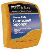 Armaly Brands 00010 ProPlus Medium Clamshell Sponge - Quantity 6