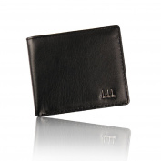 Mandy Men Leather Wallet for ID Credit Card Holder Purse Pockets