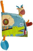 Skip Hop Activity Book, Giraffe Safari Puppet