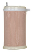 Glenna Jean Remember My Love Ubbi Nappy Pail Cover, Pink Pintuck