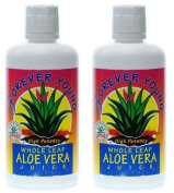 (2 Pack) - Forever Young - Aloe Vera Juice | 500ml | 2 PACK BUNDLE