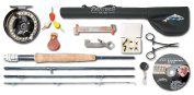 Wright & McGill Plunge Fly Fishing Rod Collection