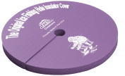 NEP Outdoors Ice Fishing Hole Insulator Cover