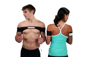 Posture Corrector, Middle Back Exerciser Stand Up Str8, Fixes Rounded and Hunched Position, Strengthens Posterior Shoulder Blade Muscles