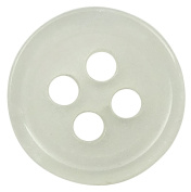 Pack Of 140 Pieces 4 Hole Wholesale Clothing DIY Sewing White Buttons Accessory