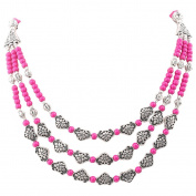 Jewel Fab Art Lovely Design Gemstone Beads Necklace Jewellery From India