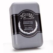 Mistral Men's Soap - Silver Absinthe