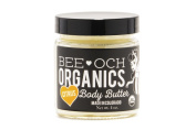 USDA Organic Body Butter - Organic Pumpkin Seed Oil and Organic Citrus Essential Oils - Made in Colorado US