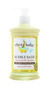 Out of Africa Shea Baby Bubble Bath, Tangerine Vanilla, 350ml