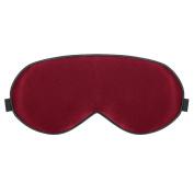 PLEMO Eye Mask, Luxury Mulberry Silk Sleeping Mask Ultra-Soft Eye Cover for Bedtime & Travel