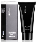Goege Black Head Remover,Deep Cleansing Purifying Tearing Style Acne Black Mud Face Mask