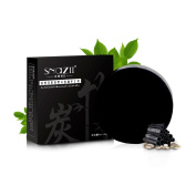 Shouhengda Bamboo Charcoal Blackhead Remover Deep Clean Purifying Peel Off Mud Face Mask