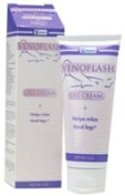 VenoFlash Leg Cream for Relax Tiered Legs - 90ml by EFFICIENT LABORATORIES INC