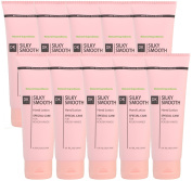 DK ELAN Silky Smooth Hand Lotion Special Sale (Pack of 10) – Natural Moisturiser for Dry, Rough, Cracked Hands