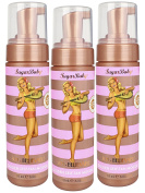 SugarBaby Sun Believable Golden Self Tanner Mousse, 6.08 Fl. Ounce