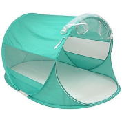 W.C. Redmond Beach Baby Pop-Up Shade Super Dome in Turquoise - For Babies, Outdoor and Summer Activities, Beach Trips, Camping Travels by W.C. Redmond