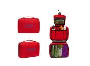 Protable Travel Waterproof Cosmetic Makeup Carry Case Bag Organiser Bra Underwear Holder Pouch Packing Bag
