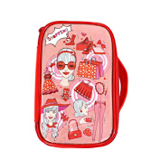 Cute Travel Cosmetic Beauty Makeup Bags Organiser Cases for Women