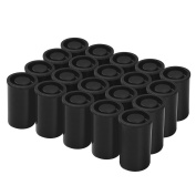 Goege Pack of 48 Film Canisters with Lids for Travel