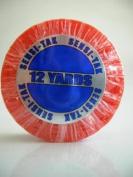 Red 1.9cm x 12 Yard Roll Toupee Tape by Sensi Tak By Walker Tape, Co.