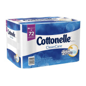 Cottonelle Clean Care Double Roll Bath Tissue, 36 Count